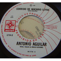Boleros, Antonio Aguilar, La Guera Chavela, Ep 7´
