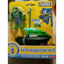 Imaginext Cocodrilo Moto Acuática, Fisher Price