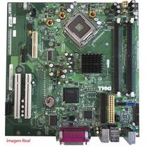 Tarjeta Madre - Motherboard Dell Optiplex Gx520 Torre Wg23