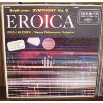 Beethoven Lp Sinfonía 3 Eroica Erich Kleiber