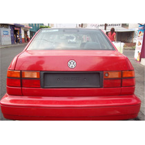 Conversion Placa Europea Jetta A3