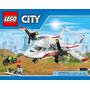 Lego City 60116 Avión Médico