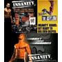 3 Pack Insanity Deluxe + Asylum 1 + Asylum 2 + Regalos!!!!!!
