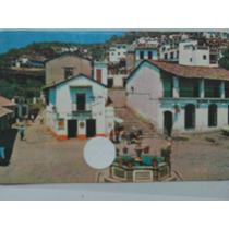 Taxco, Guerrero, Tarjeta Postal Mexico