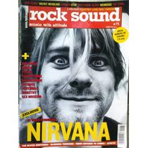 Nirvana Revista Rock Sound Sin Disco No. 75