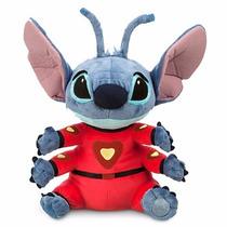 Peluche Stitch Traje Espacial De Lilo Disney Store 40 Cm