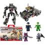Megatron Kre-o Transformers Hasbro Compatible Con Lego
