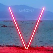 V - Maroon 5 - Cd + Dvd - Nuevo (15 Canciones Y 6 Videos)