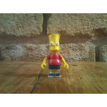 Figura De Bart Los Simpson Echa Por Playmates Toys Vbf