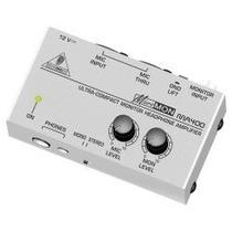 Amplificador De Audífono Para Monitorizacion Ma400