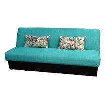 Sofa Cama Antonia 3 Posiciones Con Cobijero