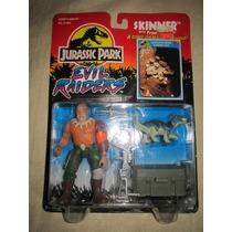 Skinner Evil Riders Jurassic Park 1993 Nuevo En Blister.