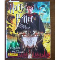 Álbum Harry Potter Y El Cáliz De Fuego