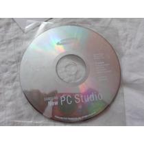 Samsung New Pc Studio Disco De Instalación Para Celular Y Pc