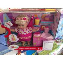 Little Mommy Bebita Paseos Divertidos