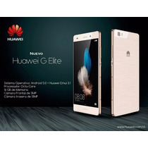Huawei G Elite 16gb 4g Lte Camara 13mpx, 5mpx + Regalo
