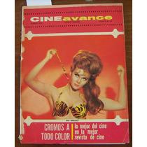 Revista Cine Avance,ann Margert,mauricio Garcés
