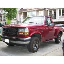 Antifaz Ford Pickup 92-95 Afelpado Oferta