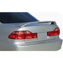 Aleron En Cajuela Honda Accord Sedan 1998 - 2002 Nuevo!!!