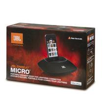 Bocina Jbl Onbeat Micro Recargable Dock Iphone 5 5s 6 6s