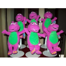Barney Paca De 50 Peluches Para Tu Fiesta $6,000.00hlw