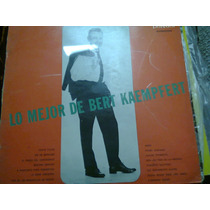 Disco Acetato De: Lo Mejor De Bert Kaempfert