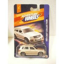 Adventure Wheels Camioneta Mercedes Benz Glk Beige 1:64
