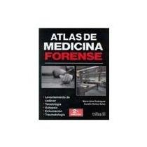 Libro Atlas De Medicina Forense *cj
