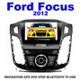 Estereo Pantalla Ford Focus 2012 Gps Dvd Bluetooth Ipod Usb