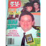 Tele Guias Tv Revista Artista Daniela Romo Antigua 1991 Pm0