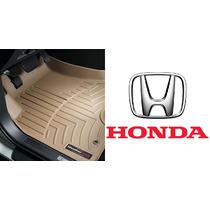 Tapetes Premium Para Honda - Weathertech - 1ra Fila