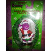 Barney Figura Para Decorar Pastel