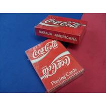 Coca Baraja. 2 Juegos De Cartas.