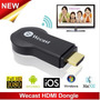 C2 Wecast Wireless Display Dongle Con Dlna,miracast &airplay