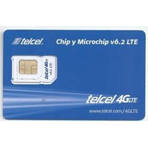 Chip Express Telcel 4glte Region 7