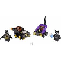 Lego - Super Heroes 76061-mighty Micros_ Batman Vs. Gatúbela