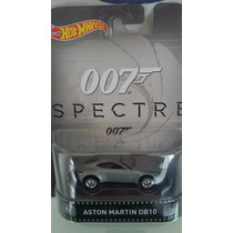 Hot Wheels Retro - Spectre Aston Martin 2016 Llantas De Goma