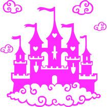 Viniles Decorativos Castillos Y Princesas