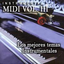 Instrumental Midis, Temas Instrumentales Midis Vol.3