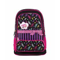 Mochila Escolar Back Pack Nñia Happy Girl Chenson Hg60598-3