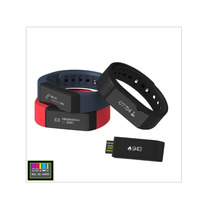 Smart Bracelet I5 Plus - Calorías, Pasos, Fitness Smartwatch