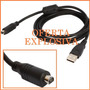 Nuevo Cable Usb Vmc-15fs Para Video Camara Sony Dcr-dvd105