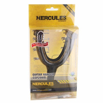 Base De Pared Para Guitarra Soporte Hercules Msi + Envio