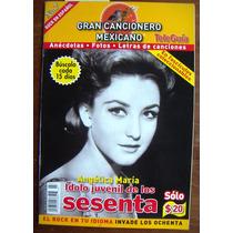 Revista Gran Cancionero Mexicano,angelica Maria En Portada