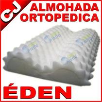 Almohada Ortopedica Descanso Lumbar Funda Lavable Gratis