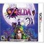 Nintendo Ctrpajre Leyenda De Zelda Majoras 3ds