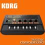 Korg Monotron Delay Mini Sintetizador Analogo De Cinta