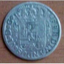 2 Reales 1758 Plata España Sevilla Rey Fernando Borbón - Vbf