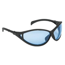 Lentes De Seguridad Intrepid Color Azul Truper 10829
