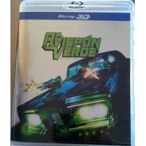 El Avispon Verde ( Bluray 3d ) Nuevo Original